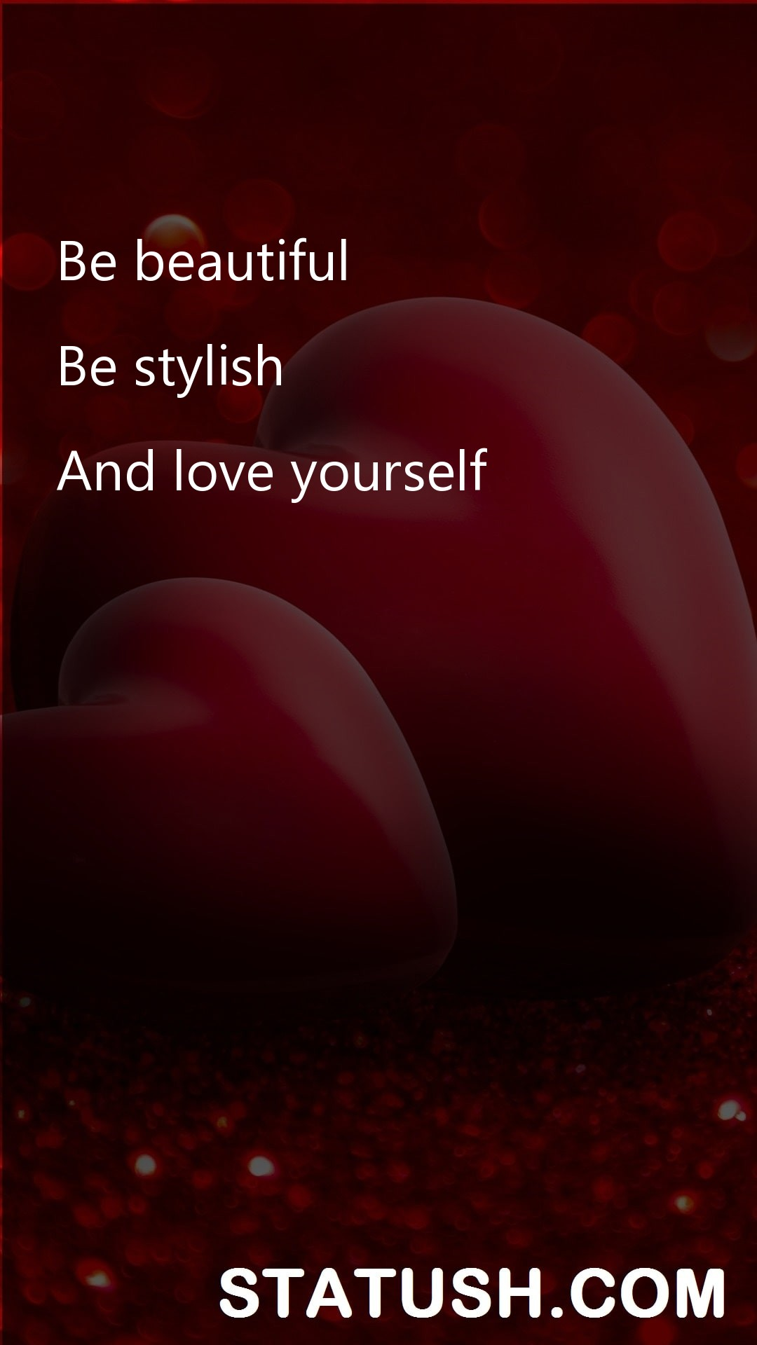 Be beautiful be stylish