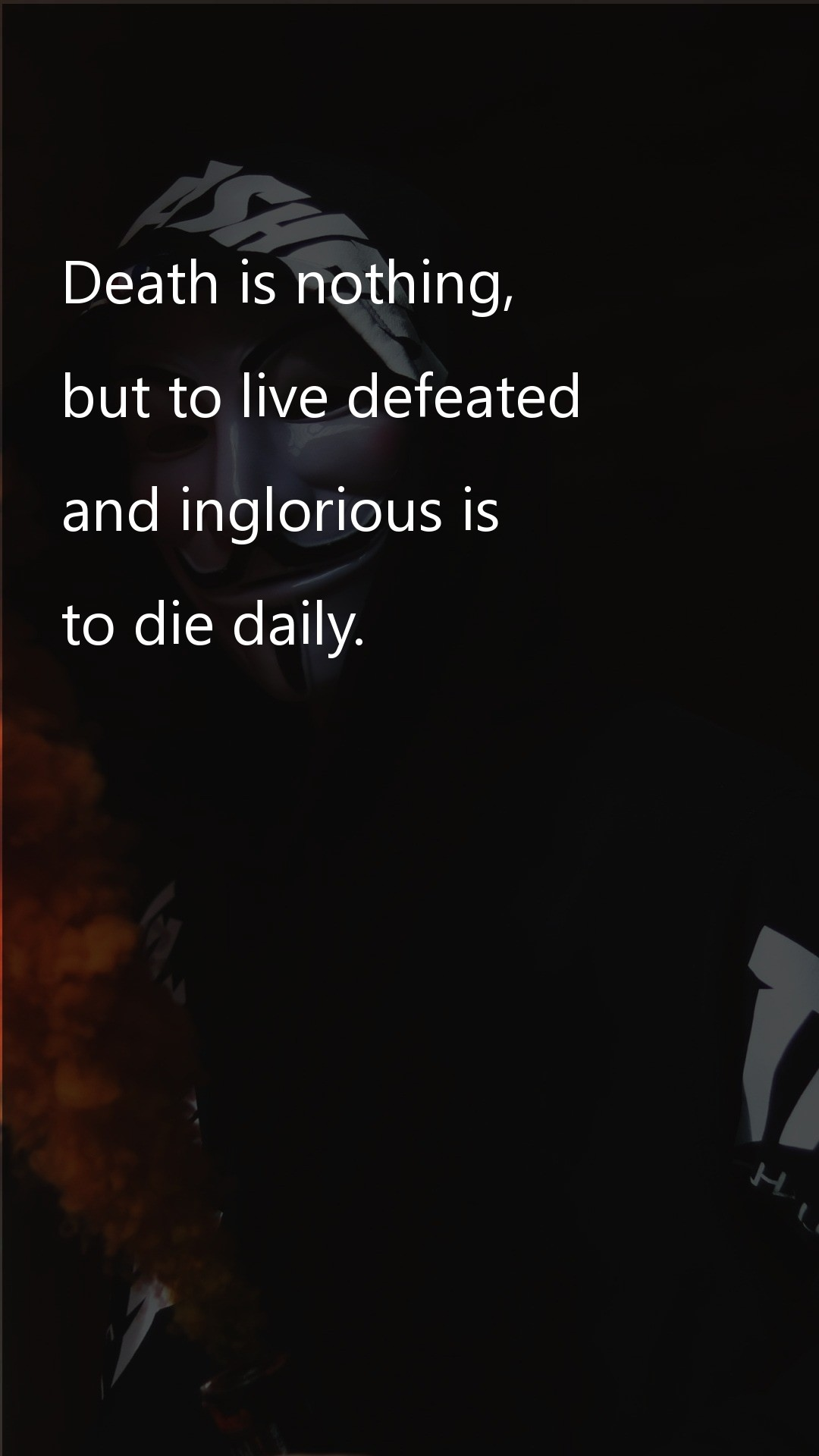 Death is nothing